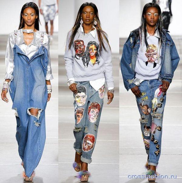 Crossfashion Group - Модный деним весна-лето 2015: актуальные