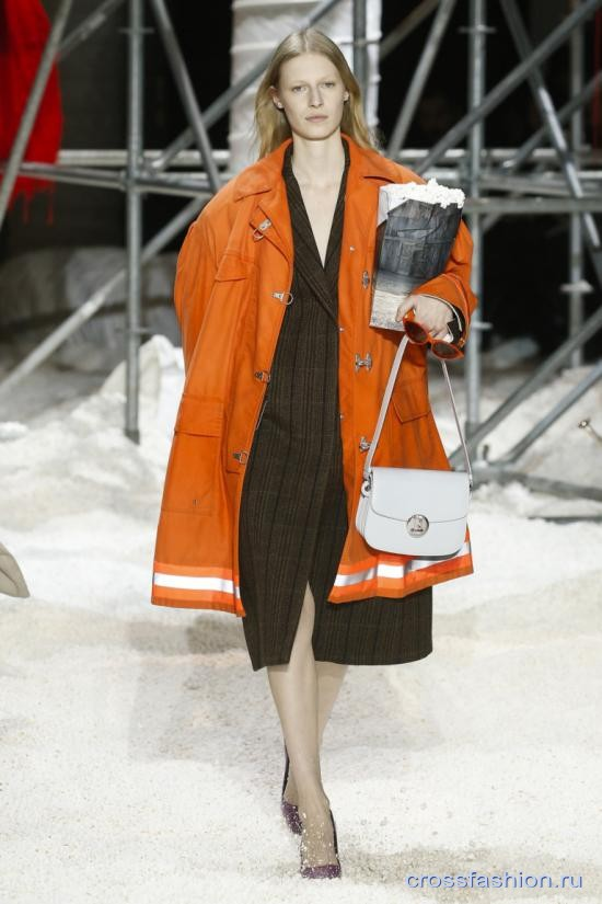 Calvin Klein коллекция женской одежды осень-зима 2018-2019
