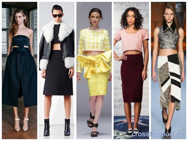 Мода для полных женщин - женская мода для полных