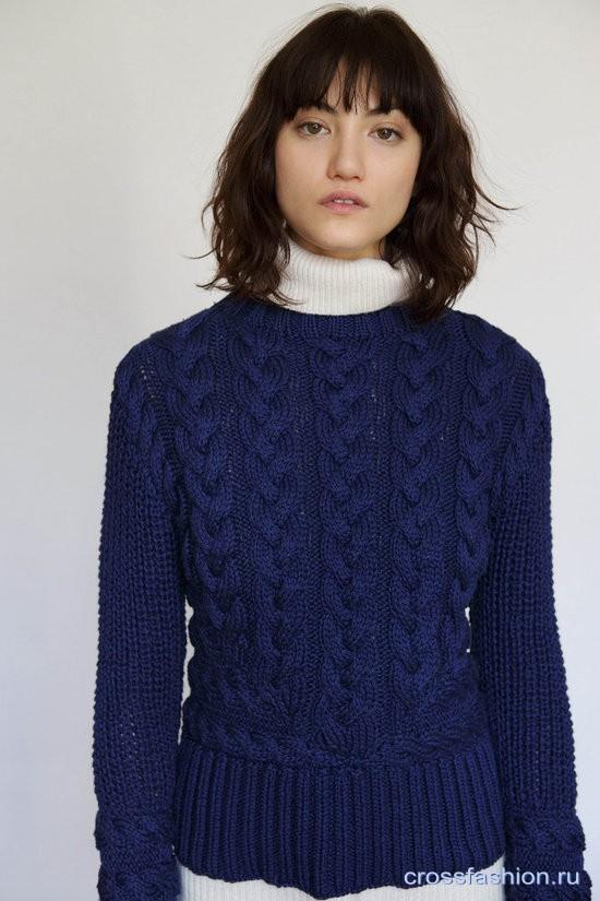 Модное вязание спицами и крючком осень-зима 2016-2017