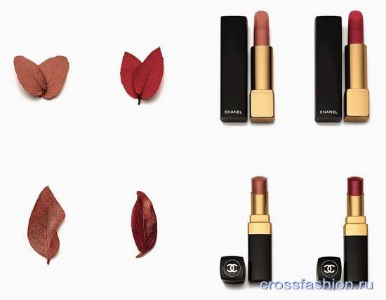 Crossfashion group - chanel les automnales - коллекция декоративной косметики шанель осень 2015.