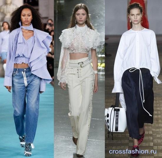 Юбки и блузки 2017 с доставкой