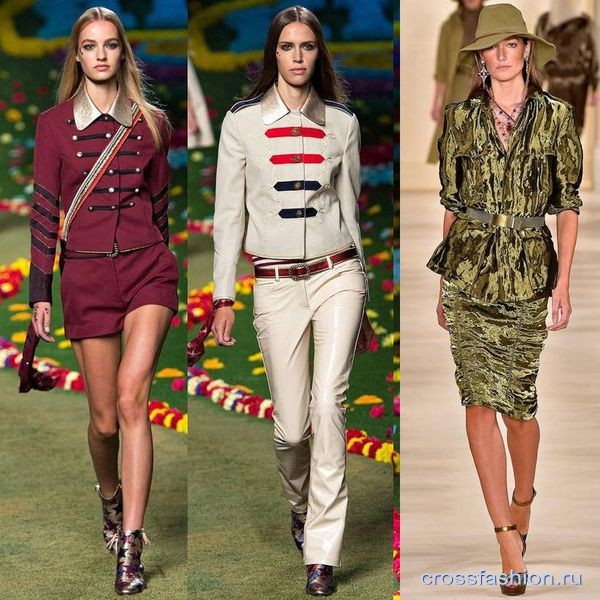Модные пиджаки и жакеты весна-лето 2015 для девушек и женщин с