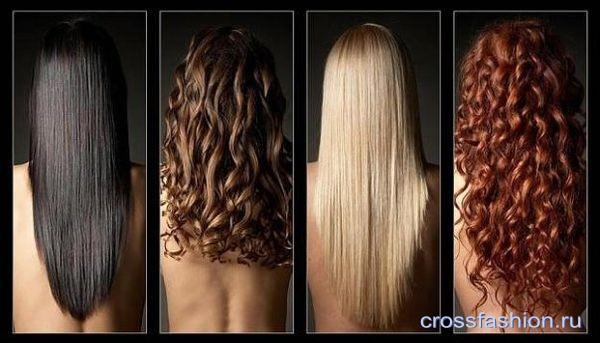 что означают цифры на проф.красках для волос
