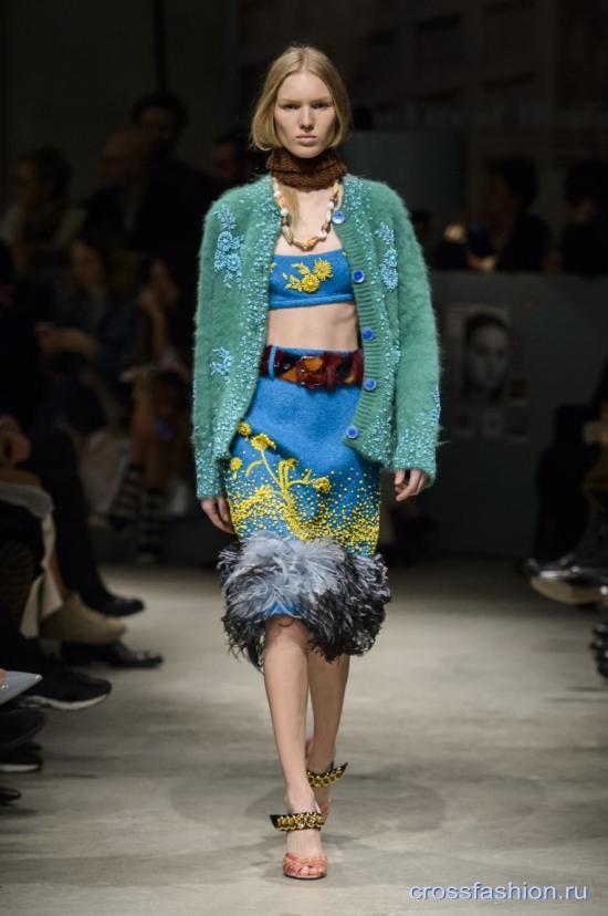 Мода 2017 кофты