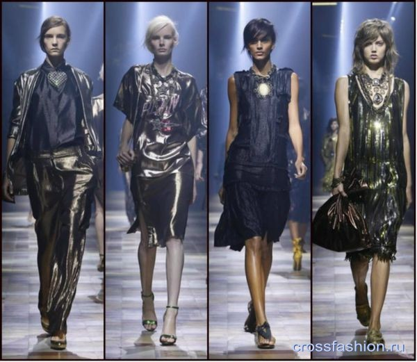 cf Lanvin collage