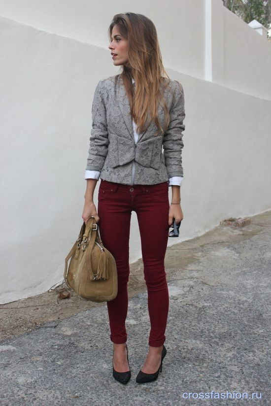 Фото блондинок в джинсах в москве фото 540-725