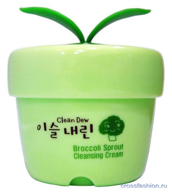 TM Broccoli Sprout Cleansing cream