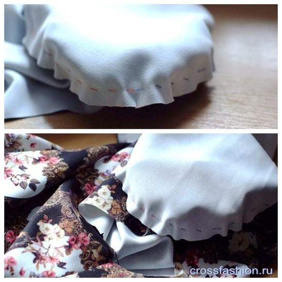 Пошив юбку мастер класс