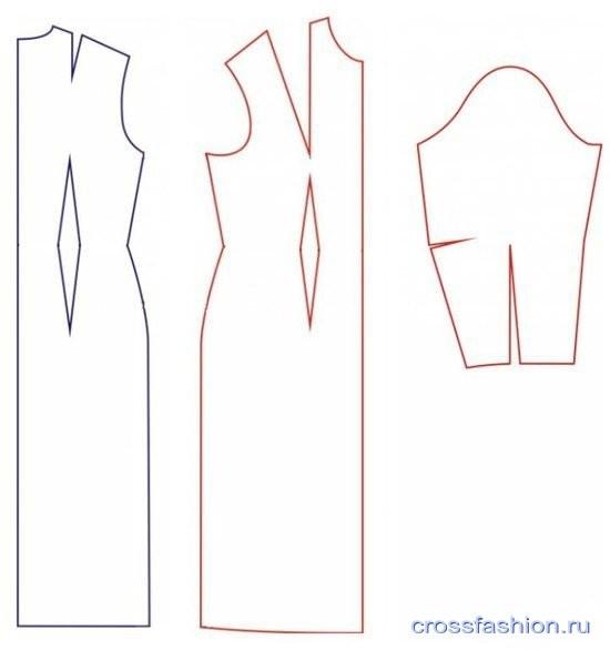 10 простых и эффектных платьев 51