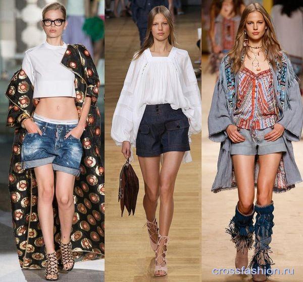 мода 2015 лето