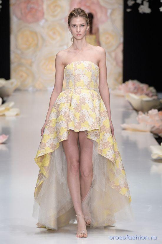 Платья белое золото