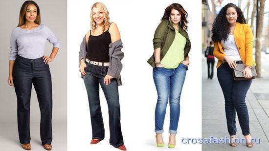 Как скрыть полноту одеждой советы стилиста