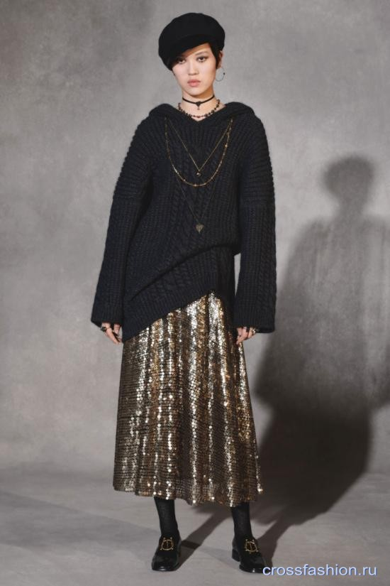 Christian Dior коллекция pre-fall 2018