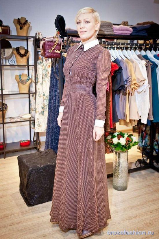 Платья в пол дресс код