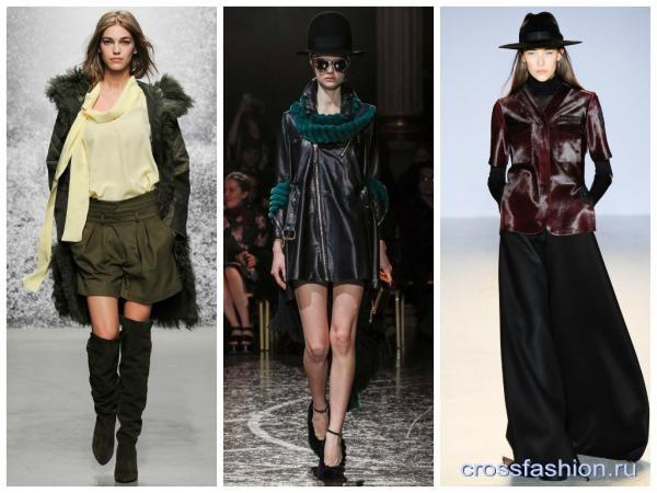 Crossfashion Group - Модные куртки и плащи сезона осень-зима 2014-2015.  Актуальные тенденции и сочетания 3be687fa029