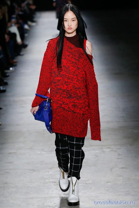 Вязание спицами мода 2017 50
