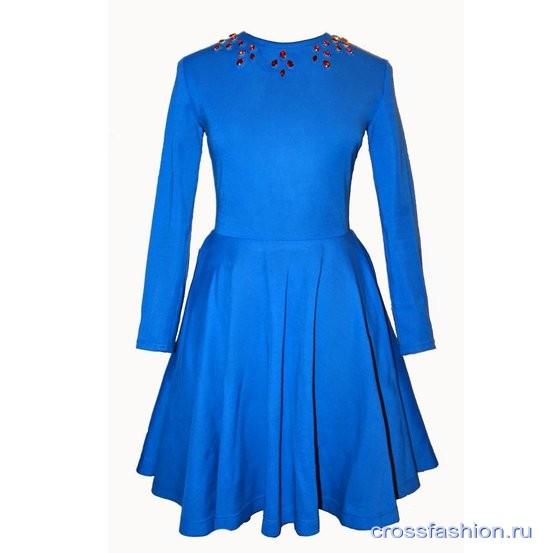 Мастер класс платье с юбкой солнце