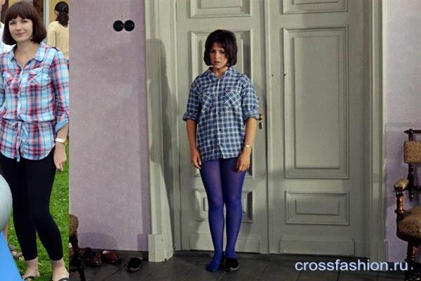 Платье нины из кавказской пленницы