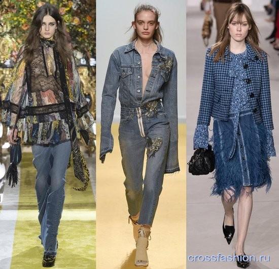 bd97ab5d66fd Crossfashion Group - Модные джинсы, куртки, юбки и платья из денима ...