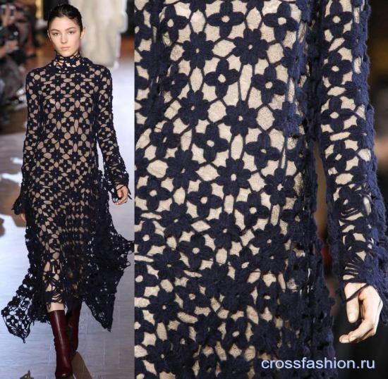 Вязание крючком юбки для женщин модные