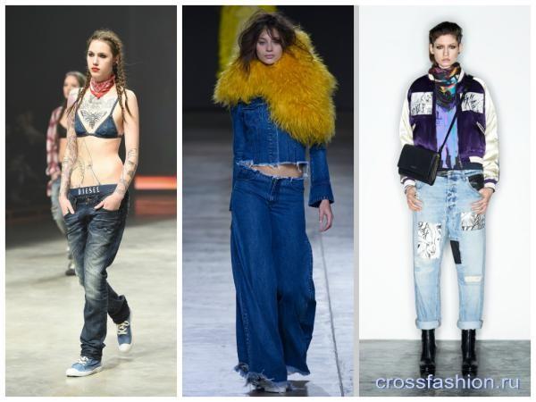 же модные джинсы этой осенью 2014г