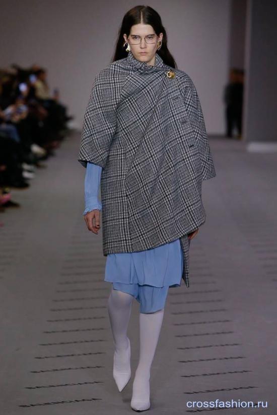 8d441a3d003 Crossfashion Group - Balenciaga коллекция женской одежды осень-зима ...
