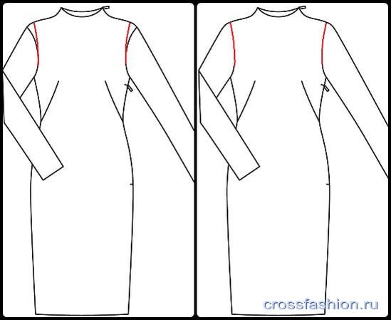 Шьем платье с воланом по низу своими руками мастер-класс