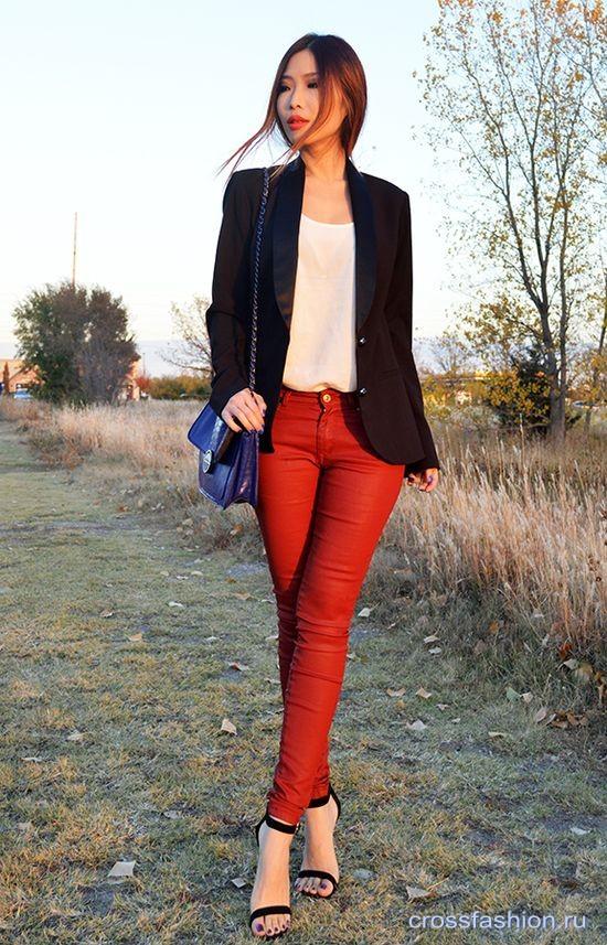 Парни в красных джинсах фото 432-663