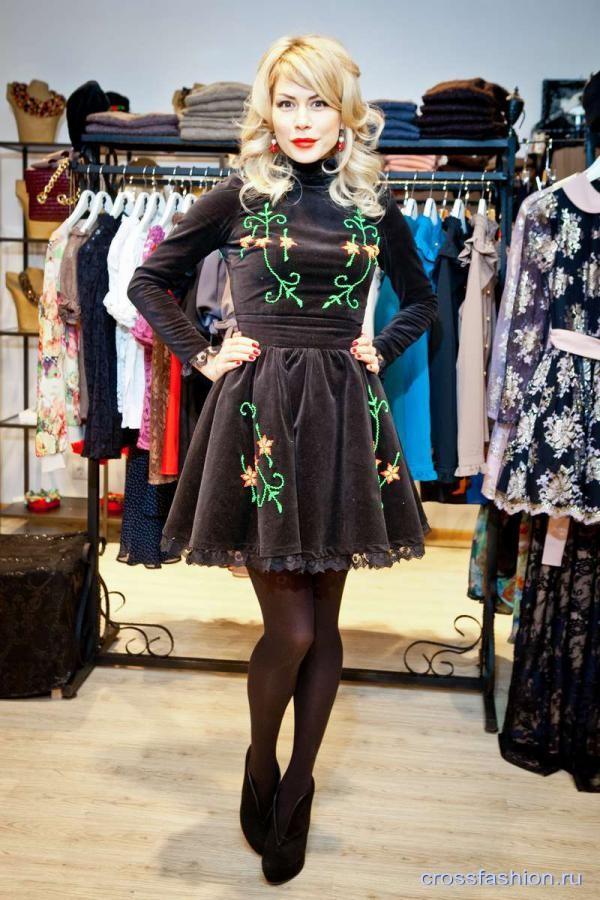 Crossfashion Group - Открытие бутика Bella Potemkina в Москве пэрис хилтон новости