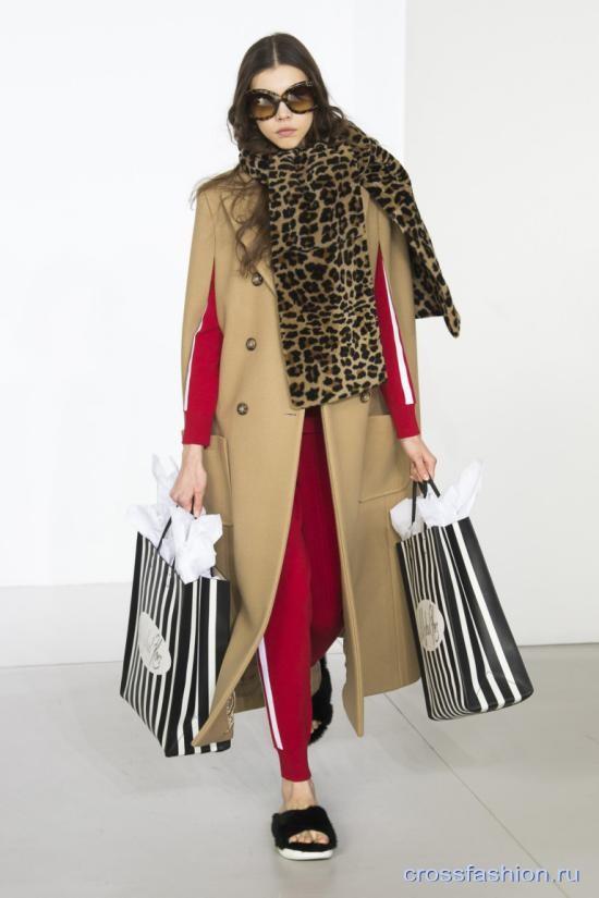Michael Kors Collection коллекция женской одежды осень-зима 2018-2019