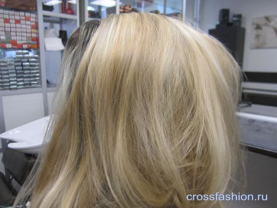 Как обесцветить волосы и сразу покрасить