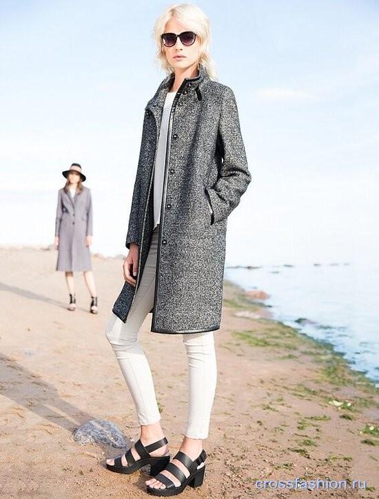 Демисезонные пальто Pompa Спб