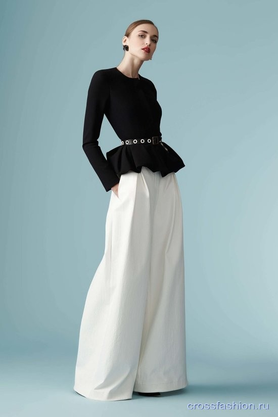 Carolina Herrera resort 2017 1