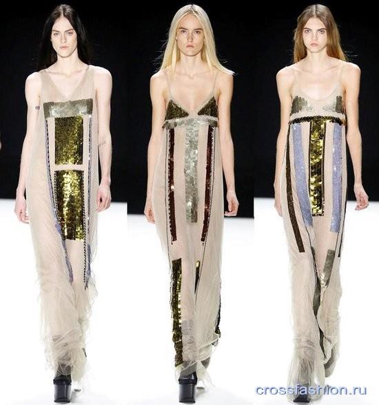 14c5b316212 Crossfashion Group - Одежда с пайетками осень-зима 2016-2017  Модные ...