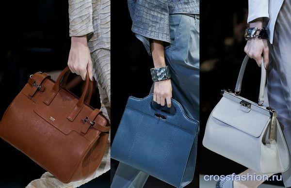 684de95439cb Crossfashion Group - Модные сумки весна-лето 2015: актуальный фасоны ...