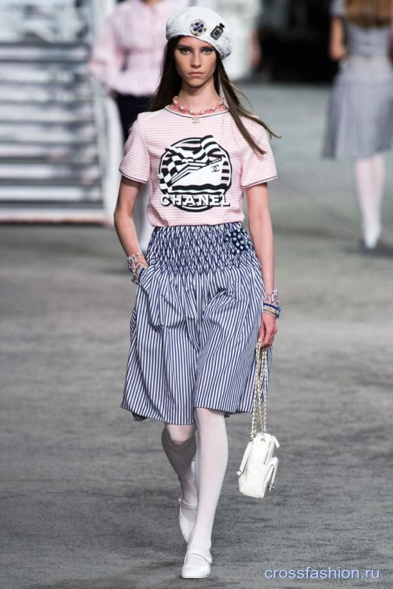 Chanel resort 2018 19