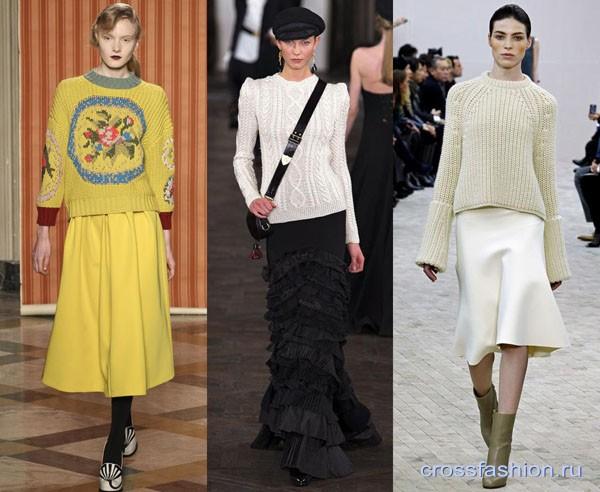 Как обычные на первый взгляд кардиганы, платья и юбки превращаются в  ультрамодные  Конечно, многое зависит от длины, цвета и фасона каждой  конкретной вещи, ... 0c322affe19