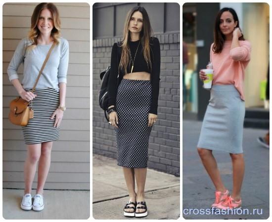 3c17f29f729 Crossfashion Group - Как сшить юбку-карандаш  Мастер-класс с ...