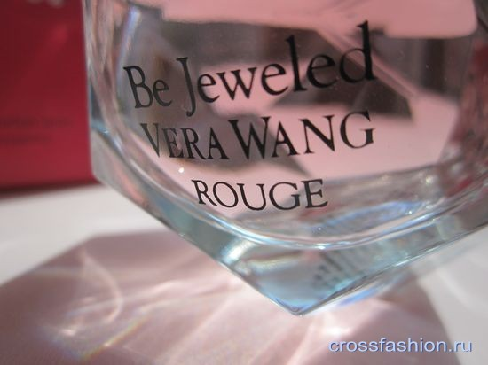 Аромат Be Jeweled Rouge Vera Wang