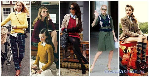 Модный стиль преппи (фото) новые фото