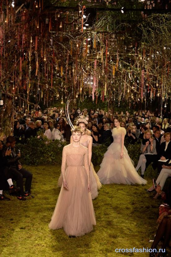 Christian Dior Couture весна-лето 2017