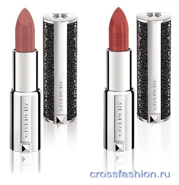 Губная-помада-Givenchy-Le-Rouge Rose-dException-и-Rouge-dException