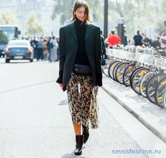 010b53e22174 Crossfashion Group - Street style Недели моды в Париже сентябрь ...