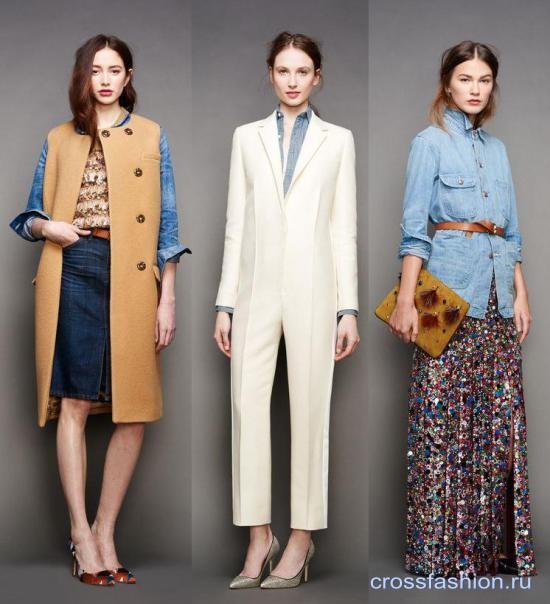 Модные Рубашки И Блузки 2015
