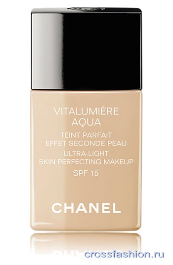 Увлажняющая-тональная-основа-Chanel-Vitalumière-Aqua-Ultra-Light-Skin-Perfecting-Makeup-SPF-15