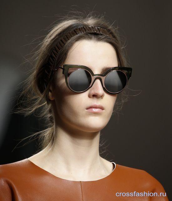 a34d150c36f1 Crossfashion Group - Модные солнцезащитные очки осень-зима 2015-2016 ...