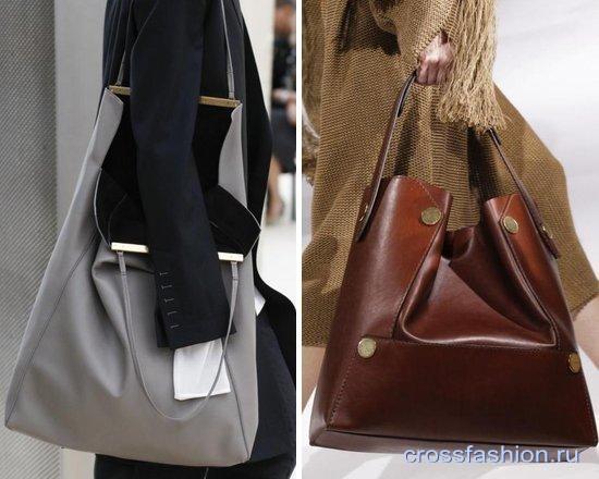 8b9a6ad37611 Crossfashion Group - Модные сумки весна-лето 2017: Большие сумки ...