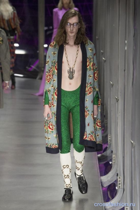 Gucci fall 2017 2018 74