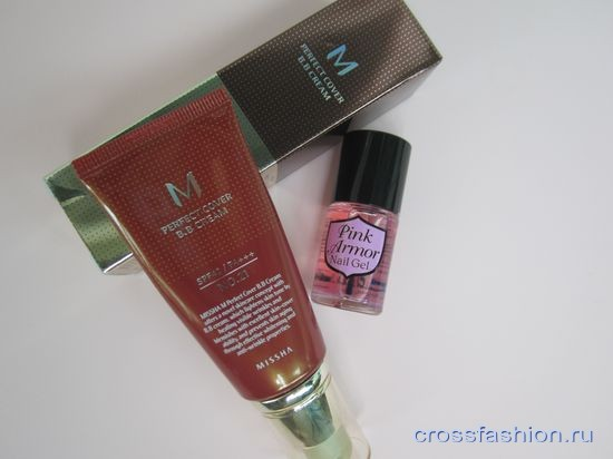 missha-perfect-cover-bb-krem-i-pink-armor-ukreplyayushchij-gel-dlya-nogtej-test-drajv